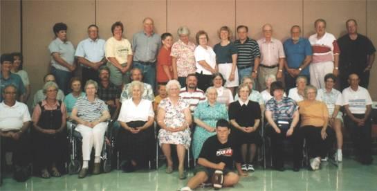 The Garber Family History